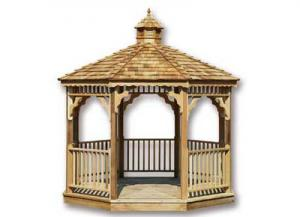 Octagon Gazebo 10-B