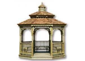 Octagon Gazebo 10-A