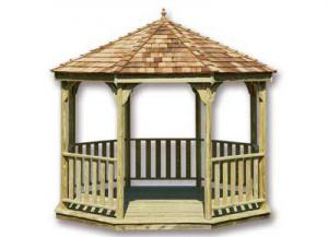 Octagon Gazebo 10-C