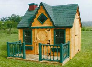 Play Houses By Yoder Barns Amp Storage Mifflinburg Pa