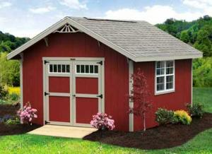 Delighful Garden Sheds Pictures And Inspiration