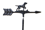 pointer weathervane